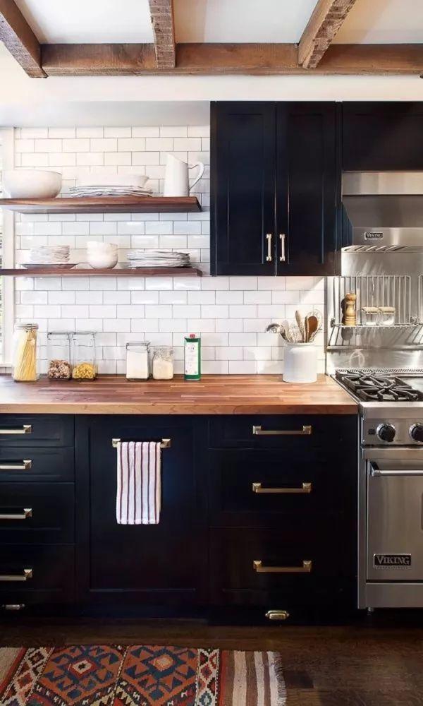 厨房设计成这样,从此老妈脸上总是洋溢幸福的微笑