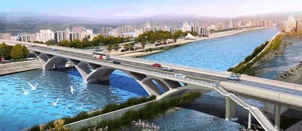 家门口散步将有新去处!天水藉河生态工程三号湿地将于11月开工建设